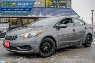 Used 2016 Kia Forte LX for sale in Guelph, ON