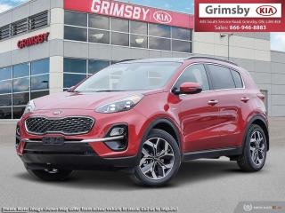 New 2020 Kia Sportage EX PREMIUM AWD|LEATHER|PANO SUNROOF|SAFETY TECH| for sale in Grimsby, ON