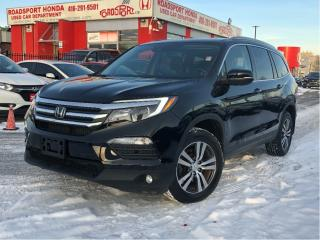 Used 2017 Honda Pilot EX-L NAVI for sale in Toronto, ON