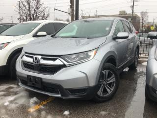 Used 2017 Honda CR-V LX for sale in Toronto, ON