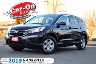 Used 2015 Honda CR-V REAR CAM HTD SEATS A/C CRUISE for sale in Ottawa, ON