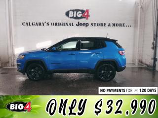 New 2020 Jeep Compass North ALTITUDE for sale in Calgary, AB