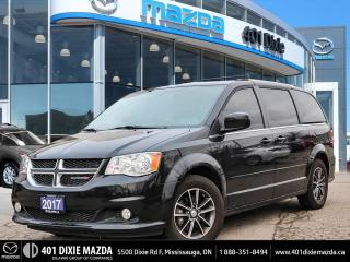 Used 2017 Dodge Grand Caravan CREW |ONE OWNER|NO ACCIDENTS|FINANCING AVAILABLE for sale in Mississauga, ON