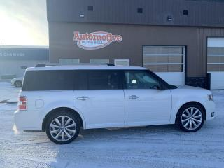 Used 2013 Ford FLEX ECOBOOST LIMITED AWD for sale in Stettler, AB