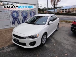 Used 2016 Mitsubishi Lancer ES- Heated seats Bluetooth AC for sale in Nanaimo, BC