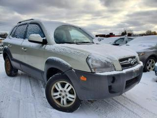 Used 2007 Hyundai Tucson GL 2.7 2WD for sale in Stittsville, ON