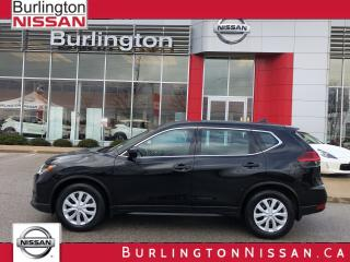 Used 2017 Nissan Rogue S   FWD   ACCIDENT FREE   LOW KM'S ! for sale in Burlington, ON