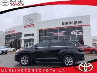 Used 2016 Toyota Highlander LE for sale in Burlington, ON