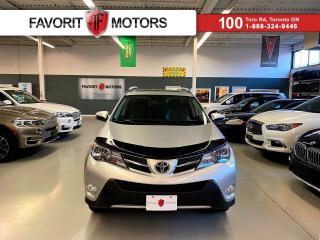Used 2015 Toyota RAV4 Limited *CERTIFIED!*|NAV|SUNROOF|LEATHER|+++ for sale in North York, ON