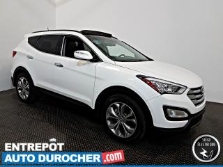 Used 2015 Hyundai Santa Fe Sport SE AWD  2.0LT  TOIT OUVRANT - AIR CLIMATISÉ - Cuir for sale in Laval, QC