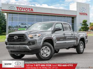 New 2020 Toyota Tacoma 4X4 Double CAB 6A FD17 for sale in Whitby, ON