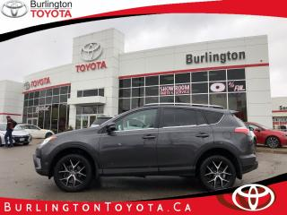 Used 2017 Toyota RAV4 se for sale in Burlington, ON