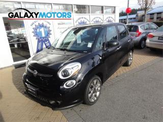Used 2014 Fiat 500 L SPORT-BLUETOOTH, PANO SUNROOF, DUAL CLIMATE CONTROL for sale in Nanaimo, BC