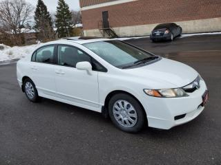 Used 2009 Honda Civic 4dr Auto Sport for sale in Mississauga, ON