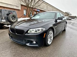 Used 2015 BMW 5 Series 4dr Sdn 535i xDrive AWD, M SPORT PKG for sale in North York, ON