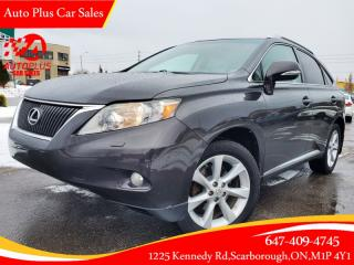 Used 2010 Lexus RX 350 AWD 4dr for sale in Scarborough, ON