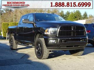 Used 2018 RAM 3500 SLT for sale in Richmond, BC