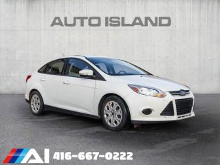 Used 2014 Ford Focus 4dr BLUTOOTH I-POD INTEGRATION KIT for sale in North York, ON