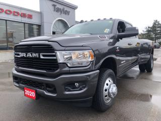 New 2020 RAM 3500 Big Horn Crew 4x4 6.7L Cummins Diesel for sale in Hamilton, ON