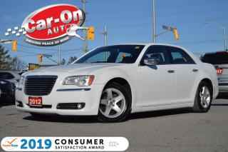 Used 2012 Chrysler 300 Limited LEATHER PANO ROOF HTD SEATS LOADED for sale in Ottawa, ON