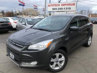 Used 2016 Ford Escape SE 4WD Backup Camera/Heated Seats/Bluetooth&GPS* for sale in Mississauga, ON
