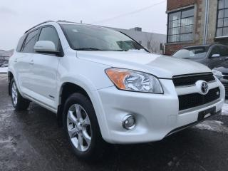 Used 2012 Toyota RAV4 4WD 4dr I4 Limited for sale in Toronto, ON