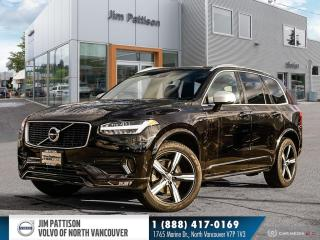 Used 2016 Volvo XC90 T6 AWD R-Design for sale in North Vancouver, BC