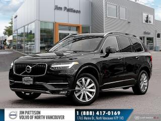Used 2017 Volvo XC90 T5 AWD Momentum 7P for sale in North Vancouver, BC