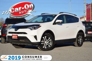 Used 2017 Toyota RAV4 LE AWD REAR CAM HTD SEATS ADAPTIVE CRUISE LOADED for sale in Ottawa, ON