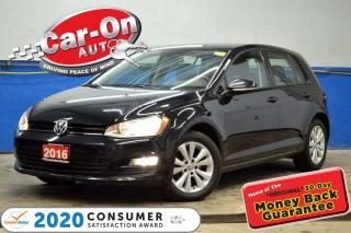 Used 2016 Volkswagen Golf Comfortline LEATHER NAV SUNROOF HTD SEATS LOADED for sale in Ottawa, ON