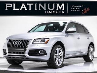 Used 2014 Audi Q5 3.0 TDI quattro AWD Progressiv, NAV, PANO for sale in Toronto, ON