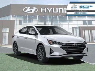 New 2020 Hyundai Elantra Preferred w/Sun & Safety Package IVT  - $128 B/W for sale in Brantford, ON