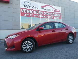Used 2017 Toyota Corolla LE BLUETOOTH+CAM.RECUL+SIEGES.CHAUFFANTS for sale in Montréal, QC