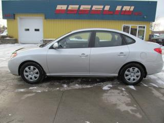 Used 2007 Hyundai Elantra GL for sale in Quebec, QC