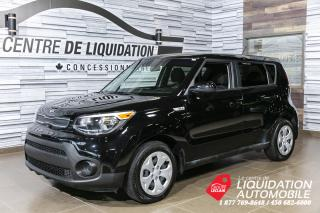 Used 2018 Kia Soul LX BLUETOOTH+A/C+GR.ELECTRIQUE for sale in Laval, QC