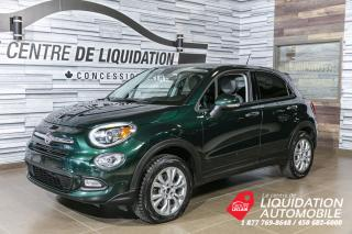 Used 2016 Fiat 500 X Sport+AWD for sale in Laval, QC