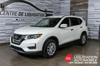 Used 2017 Nissan Rogue S BLUETOOTH+SIEGES.CHAUFFANTS+CAM.RECUL for sale in Laval, QC