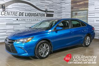 Used 2017 Toyota Camry SE MAGS+SIEGES.CHAUFFANTS+BLUETOOTH for sale in Laval, QC