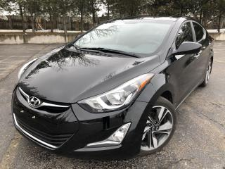 Used 2015 Hyundai ELANTRA GLS 2WD for sale in Cayuga, ON