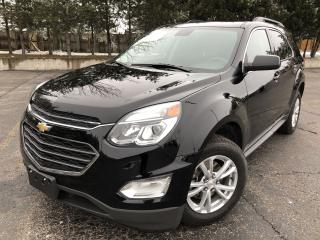 Used 2017 CHEV EQUINOX LT 2WD for sale in Cayuga, ON