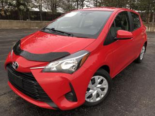Used 2018 Toyota YARIS LE 2WD for sale in Cayuga, ON