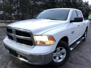 Used 2017 RAM 1500 SLT CREW CAB 4X4 for sale in Cayuga, ON