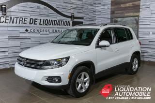 Used 2015 Volkswagen Tiguan AWD for sale in Laval, QC