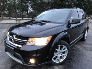 Used 2014 Dodge JOURNEY LIMITED 2WD for sale in Cayuga, ON