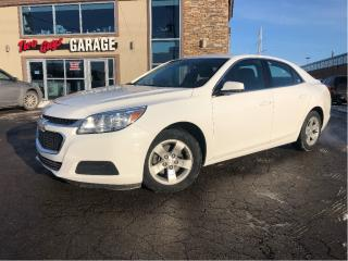 Used 2015 Chevrolet Malibu 1LT |  Power Group | Alloys | Cruise | 2.5L for sale in St Catharines, ON
