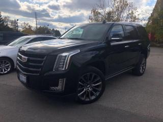 Used 2020 Cadillac Escalade - for sale in Markham, ON