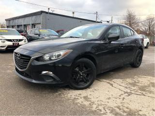 Used 2016 Mazda MAZDA3 GS | Auto | Sunroof | Htd Seats | Bluetooth | for sale in St Catharines, ON