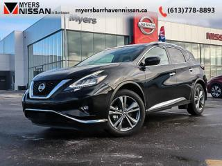 Used 2019 Nissan Murano Platinum AWD  - Cooled Seats - $273 B/W for sale in Nepean, ON
