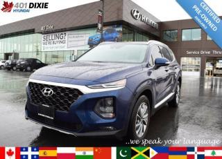 Used 2019 Hyundai Santa Fe Luxury for sale in Mississauga, ON