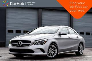 Used 2018 Mercedes-Benz CLA-Class 250|Sunroof|Navigation|Backup_Cam|Heated_Front_Seat| for sale in Thornhill, ON